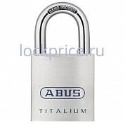 Навесной замок Abus 80IT/60 TITALIUM